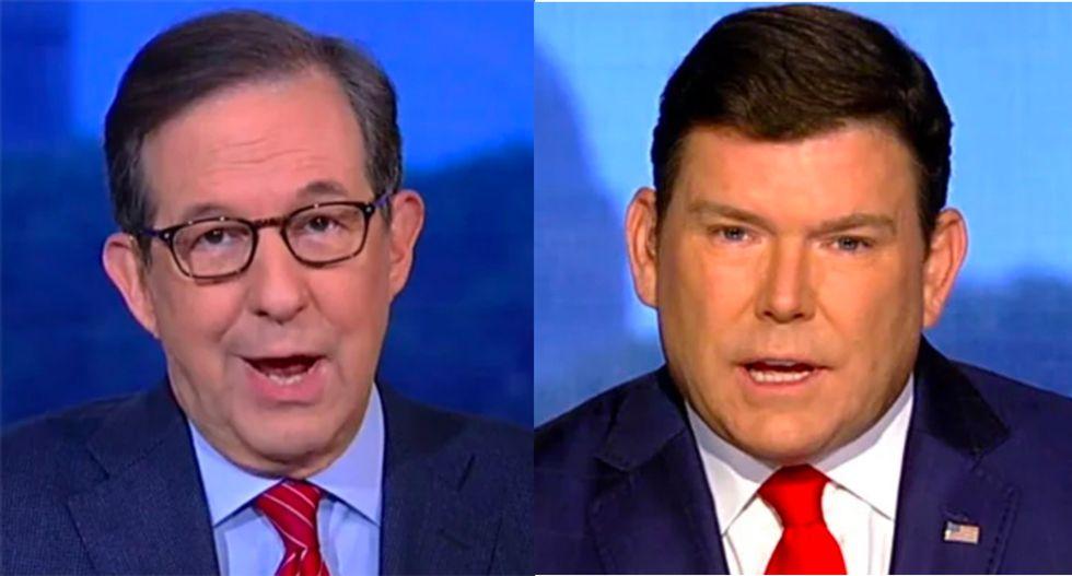 Trump fans swear off Fox News after hosts praise Biden speech