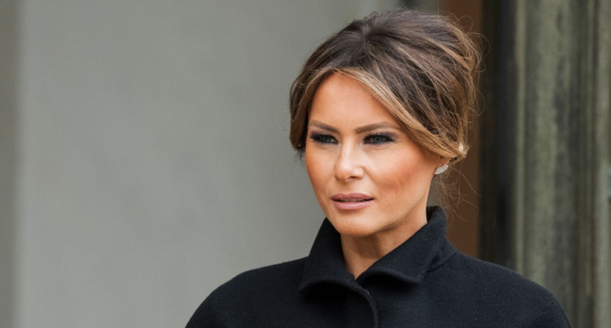 Melania Trump setting up 'Be Best' office at Mar-a-Lago: report