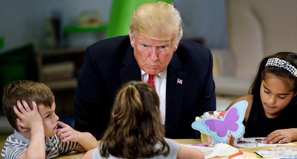 Trump won't wear a mask unless GOP praises him like he learned to use the 'big boy toilet': CNN's Berman