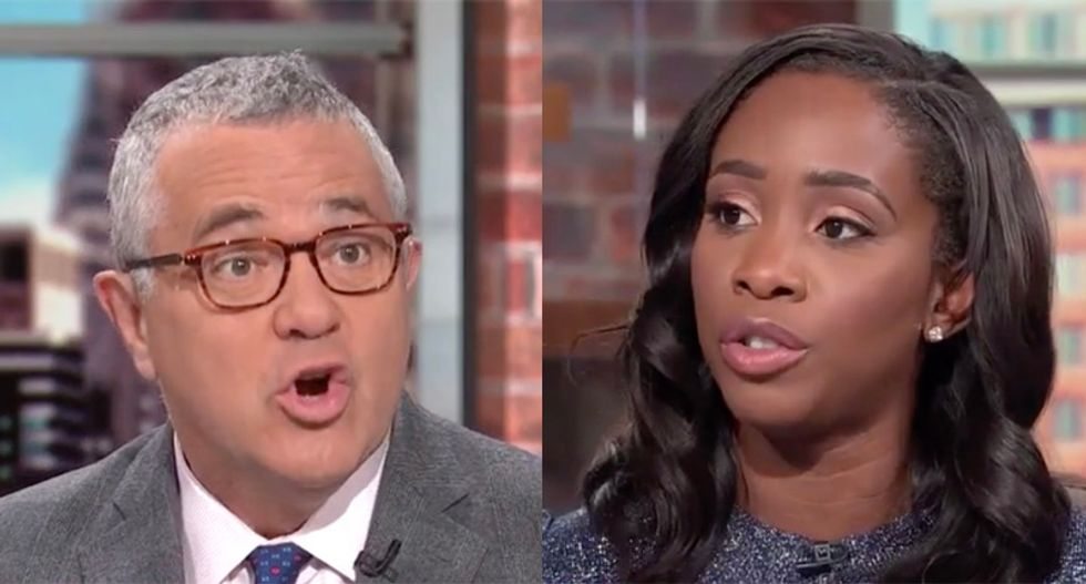 CNN panel busts Trump for 'grotesque' lynching comment in effort to create chaos before key impeachment hearing
