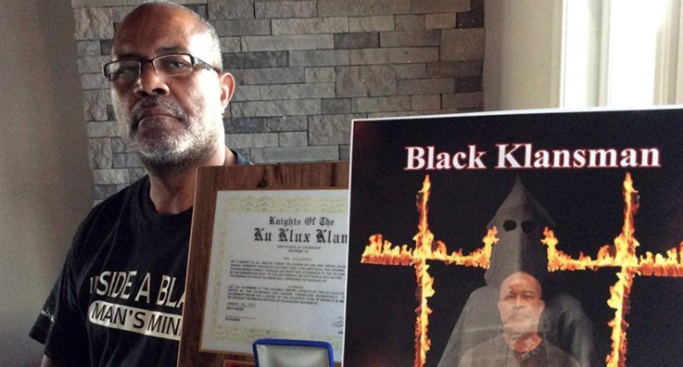 LISTEN: Black detective describes infiltrating the KKK — and getting the 'Klan handshake' from David Duke