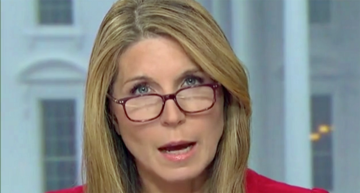 Nicolle Wallace breaks down the 'smoking-gun evidence' presented at Trump's impeachment trial