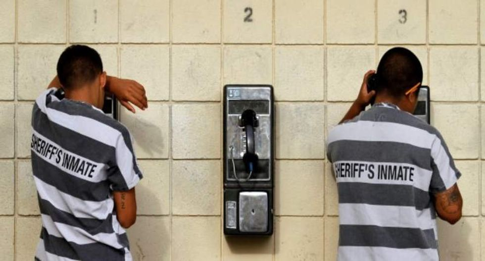Federal court blocks FCC order reducing rates on phone calls from prison