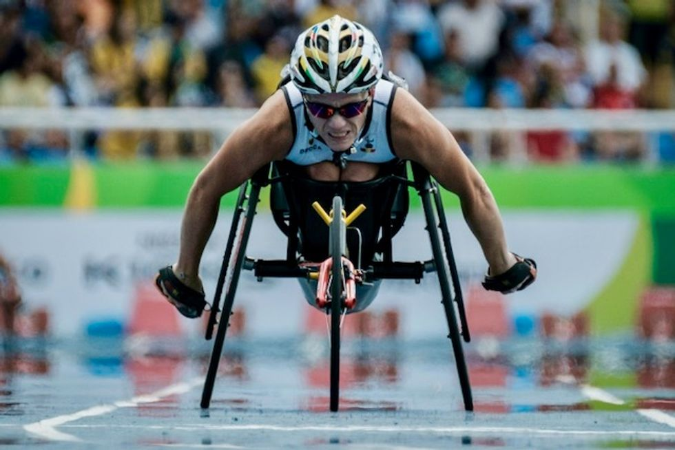 Paralympic champion Marieke Vervoort ends life by euthanasia