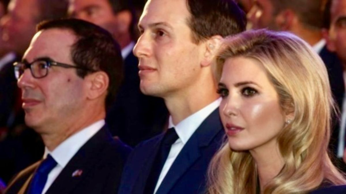 Jared Kushner and Ivanka Trump's multi-million-dollar profits made while working for the government