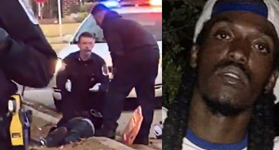 Maryland man paralyzed from the waist down after traffic stop ends with him being slammed to the ground