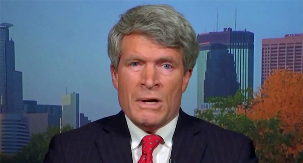 Bush White House counsel has the charge that Trump should be indicted on