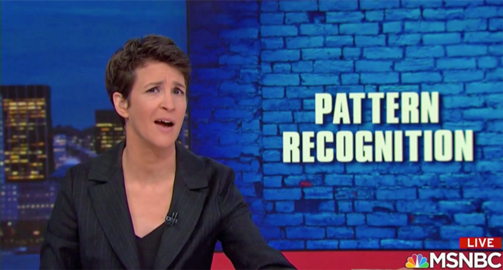 Maddow warns Russia is interfering in the 2020 election in 'exactly the same way' as they did in 2016