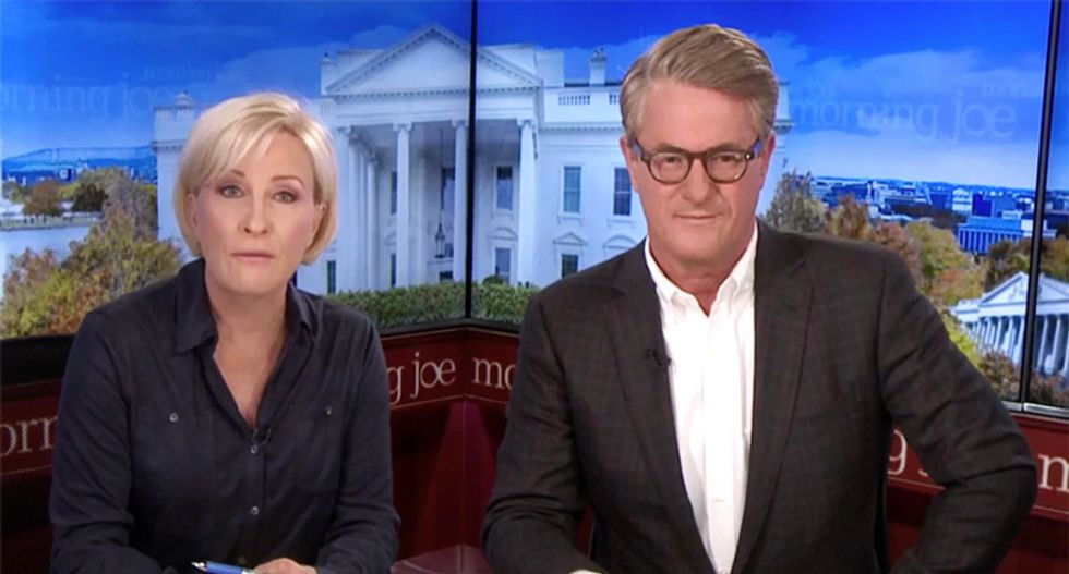 Morning Joe drops bomb on Trump about impeachment support in states he desperately needs in 2020