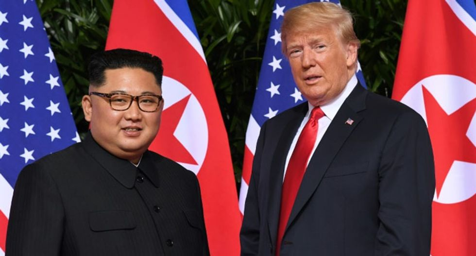 Trump to entice Kim Jong-un with September invite to New York after Singapore summit falls flat: report