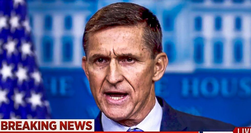 Michael Flynn admits he accidentally 'omitted' thousands in payments from shady tech firm in disclosure