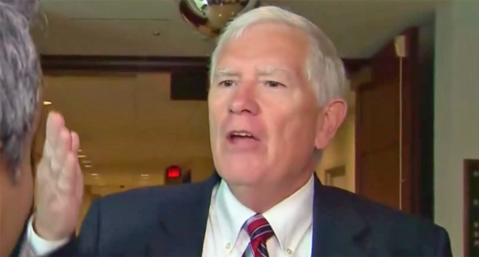 WATCH: Alabama Republican explodes after CNN asks about Bill Taylor's damning Ukraine testimony