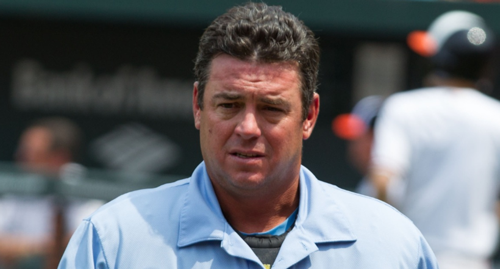 'I will be buying an AR-15': MLB investigating umpire who called for civil war if Trump is impeached