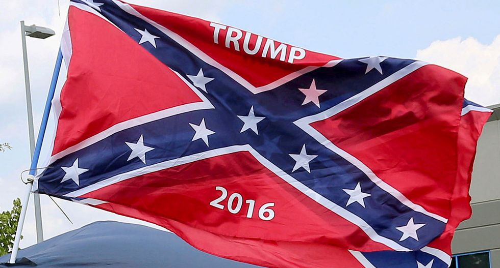 Here is  why Republicans' disturbing romance with the racist Confederacy is so troubling