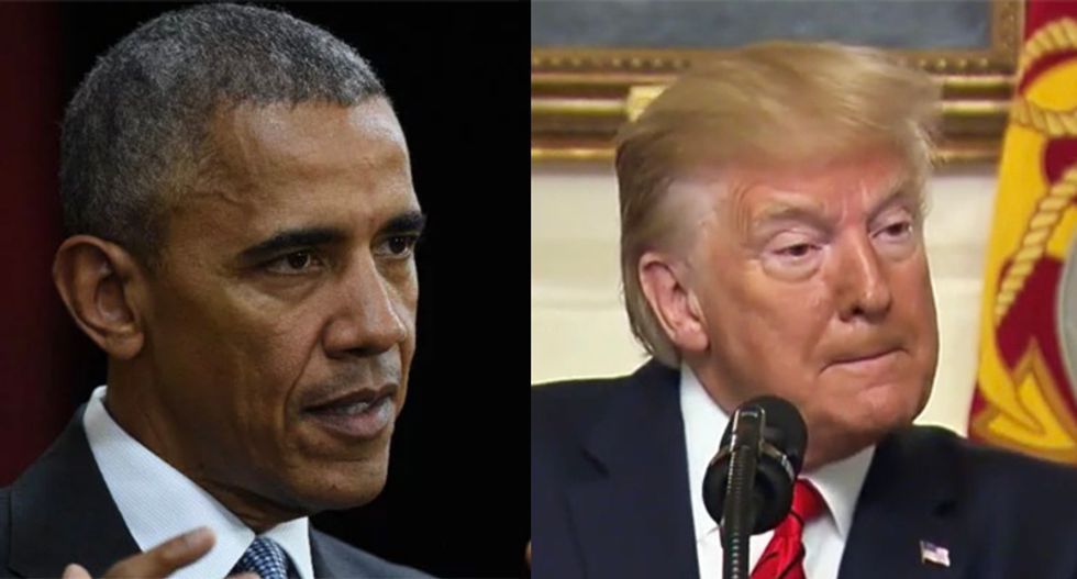 Trump attacks Obama for not developing a test for a disease that didn't exist when he was in office: op-ed