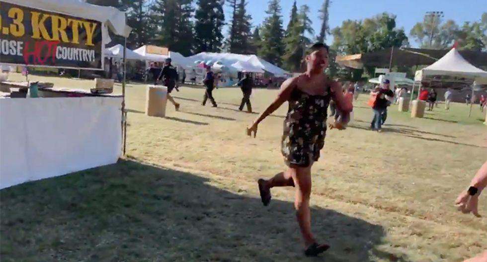 'There was blood everywhere': Mass shooting with multiple victims at Garlic festival in Gilroy, California