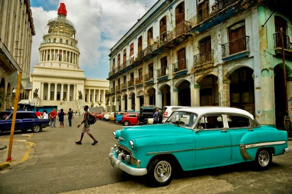 US adds Cuba to blacklist on counterterrorism