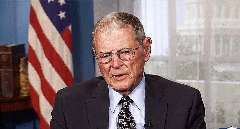Jim Inhofe caught in decades-long corruption scandal to get government contracts to his close associates