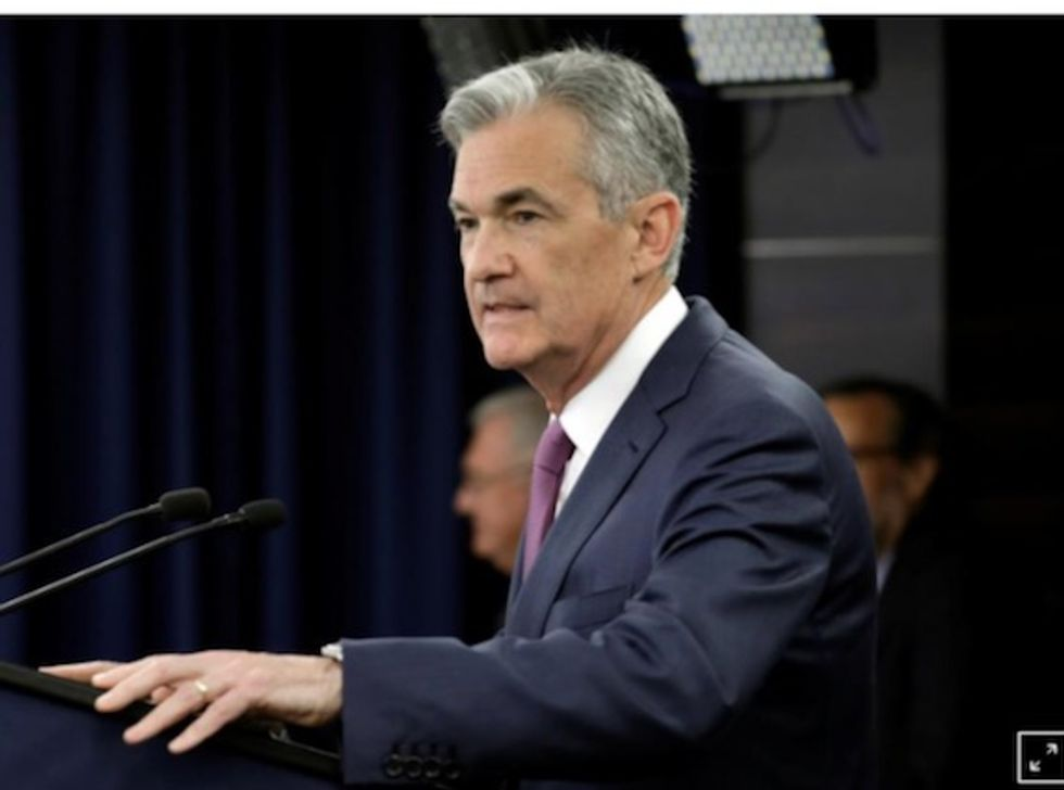 Fed's Jerome Powell: 'Several years' of strong jobs, low inflation still ahead