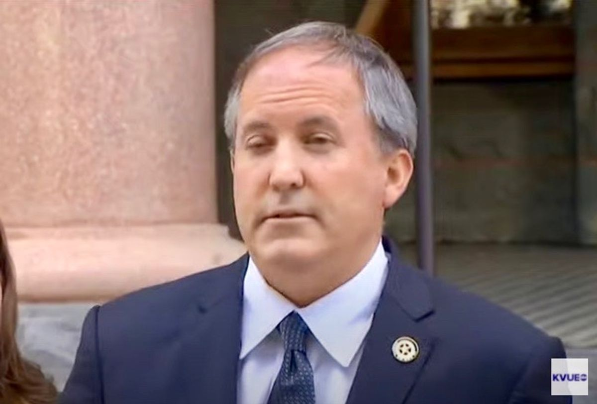 Texas Attorney General Ken Paxton warns Austin to drop mask mandate by 6 p.m. or be sued