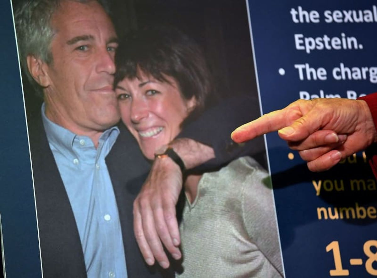 New complaint claims Jeffrey Epstein forced some of his victims to marry each other