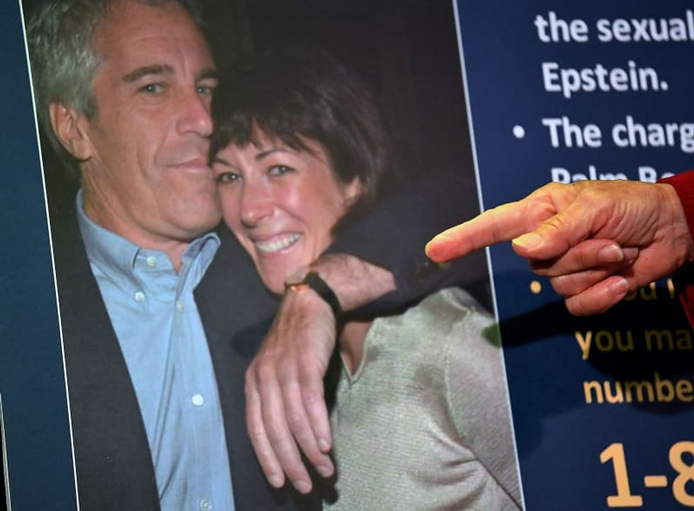 2 who gave depositions in Jeffrey Epstein case miss deadline for keeping their testimony secret