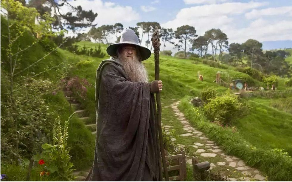 Fellowship of stars battles to save Tolkien's real Bag End