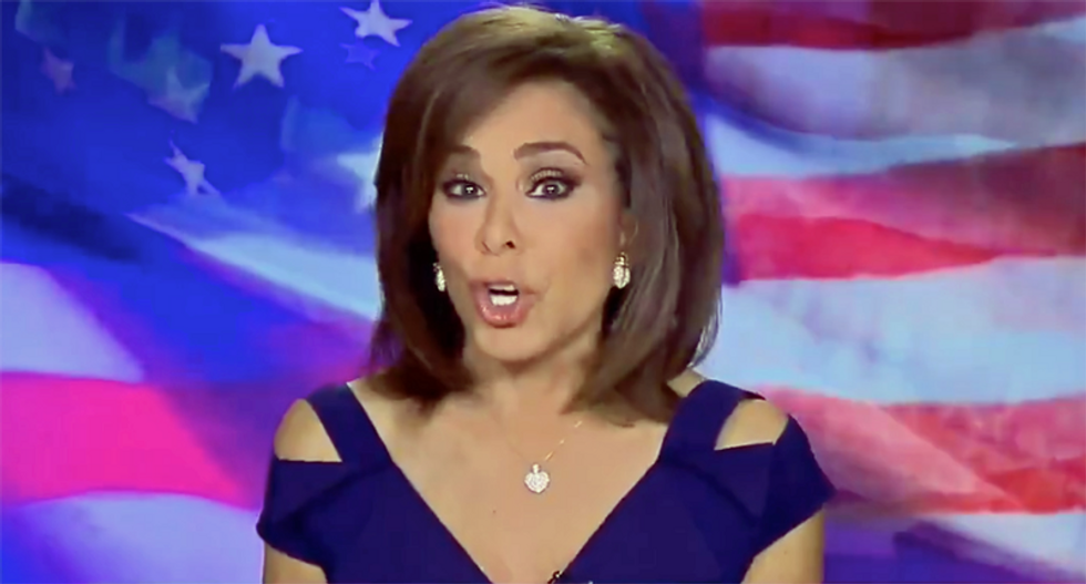 Jeanine Pirro epically self-owns herself on Fox News -- in a single sentence