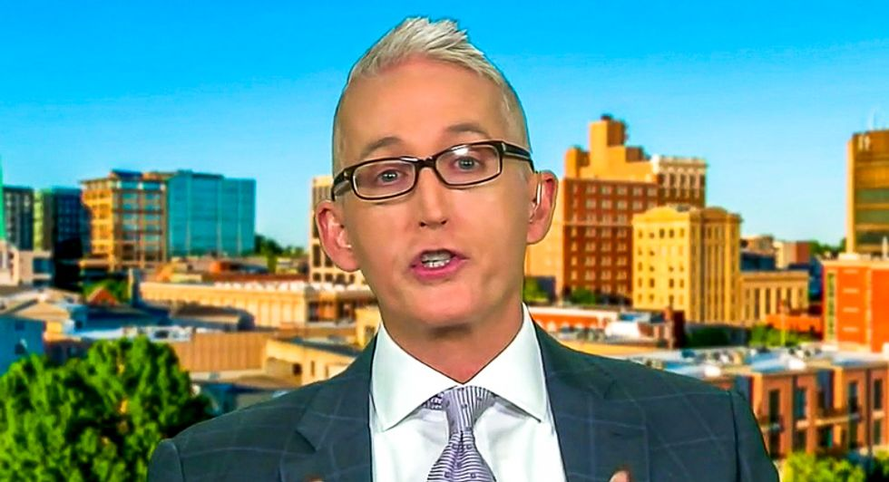 'Ignore the leaders': Trey Gowdy tells Fox News viewers to hold holiday gatherings despite COVID-19