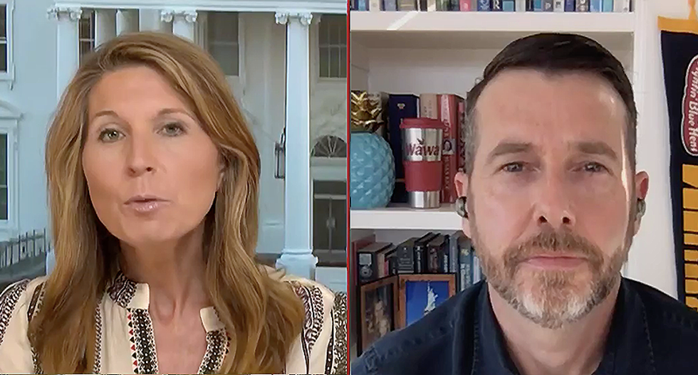 'He's living in a fantasy world': Obama strategist says Americans are paying the price for Trump's childish ego