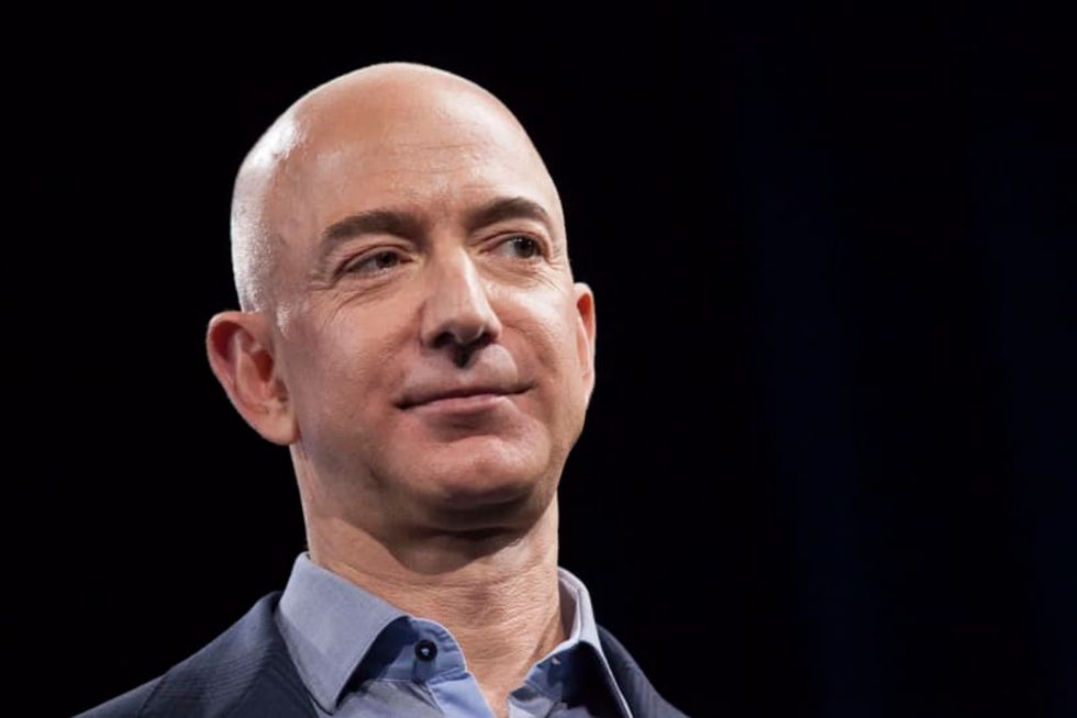 Bezos Earth Fund gives nearly $800 million to climate groups in first round of grants