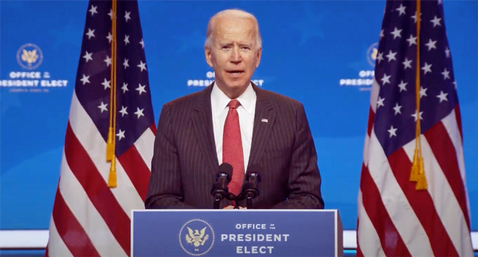 WATCH: Biden and Harris outline plan to work with governors on COVID-19 pandemic