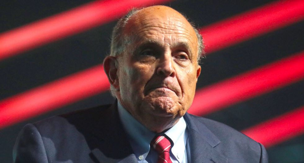 LISTEN: Rudy Giuliani calls radio show from the hospital to rail against COVID restrictions