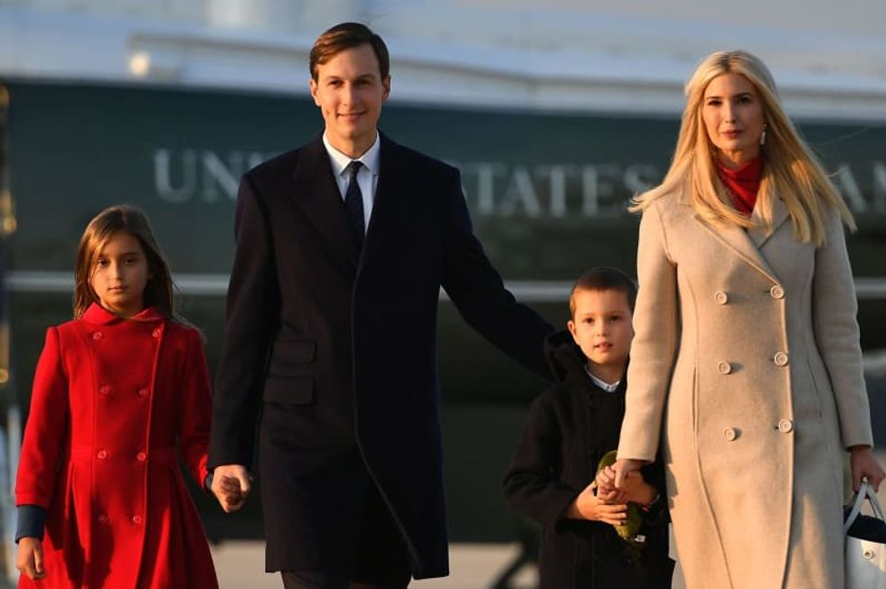 Ivanka Trump distances self from dad's election fraud claims as her own legal jeopardy grows