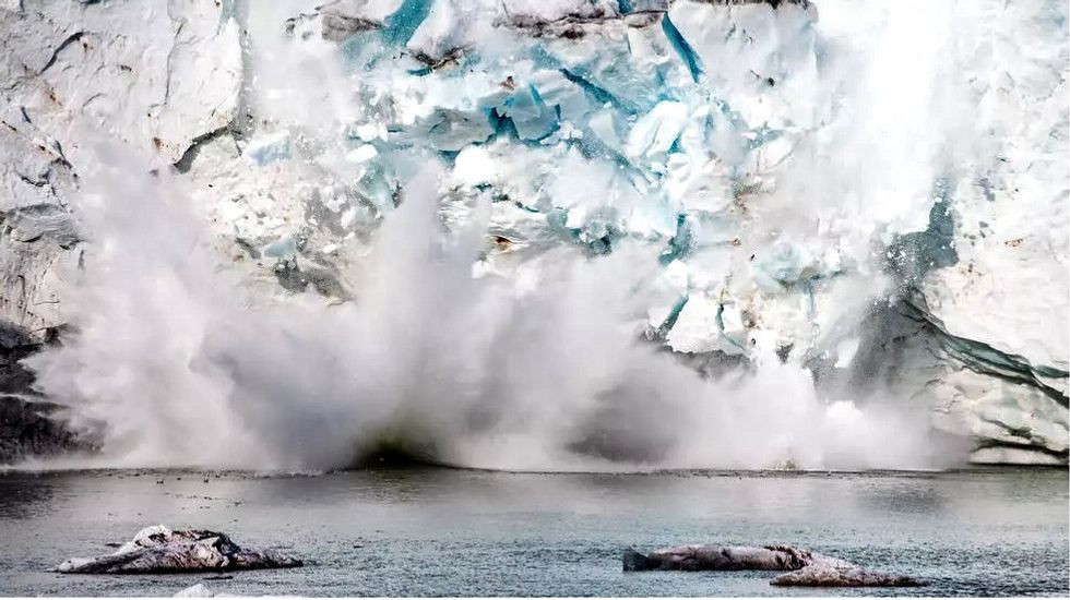 Greenland's largest glaciers likely to melt faster than feared: study