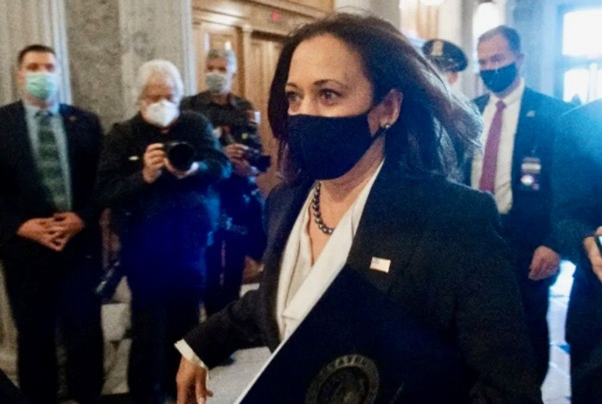 Kamala Harris is about to become the most powerful vice president in nearly a century