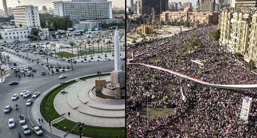 The Arab uprisings were weakened by online fakes