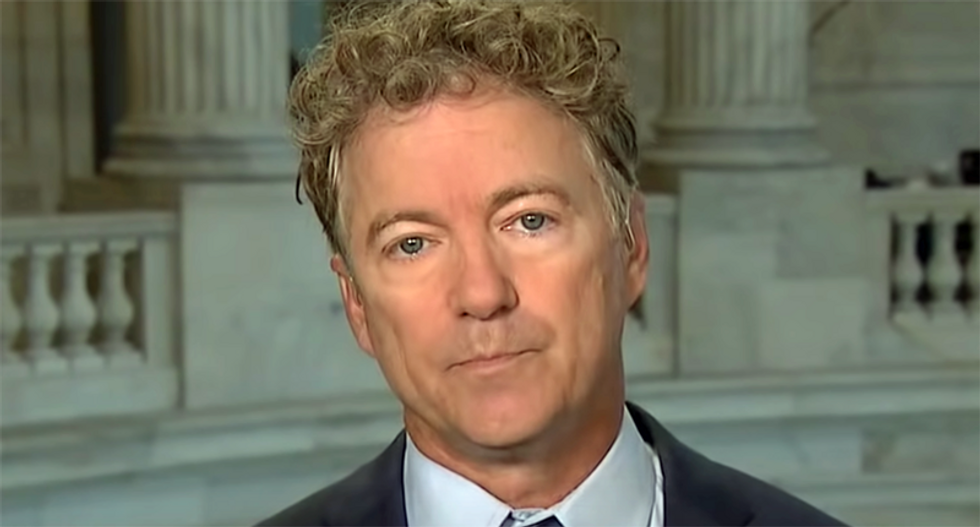 Rand Paul and Fox Business fell for 'one big lie' published anonymously on Substack: report