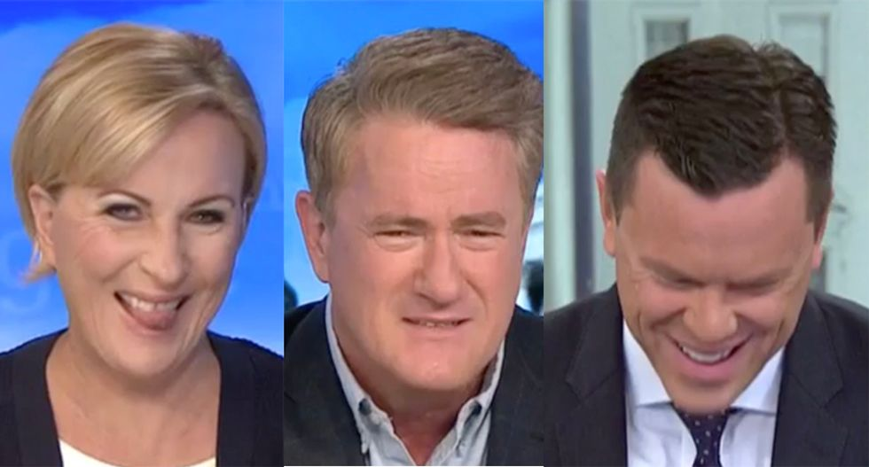 Morning Joe ridicules Trump for being humiliated by Arizona's GOP governor on national TV