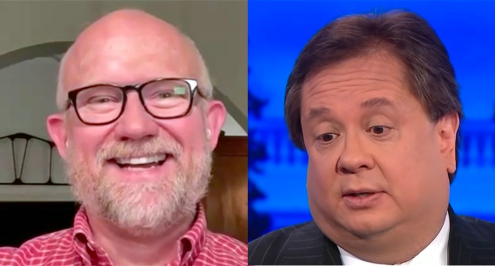 Rick Wilson and George Conway hilariously ridicule the GOP's attempt to save Georgia's Senate seats as Trump implodes