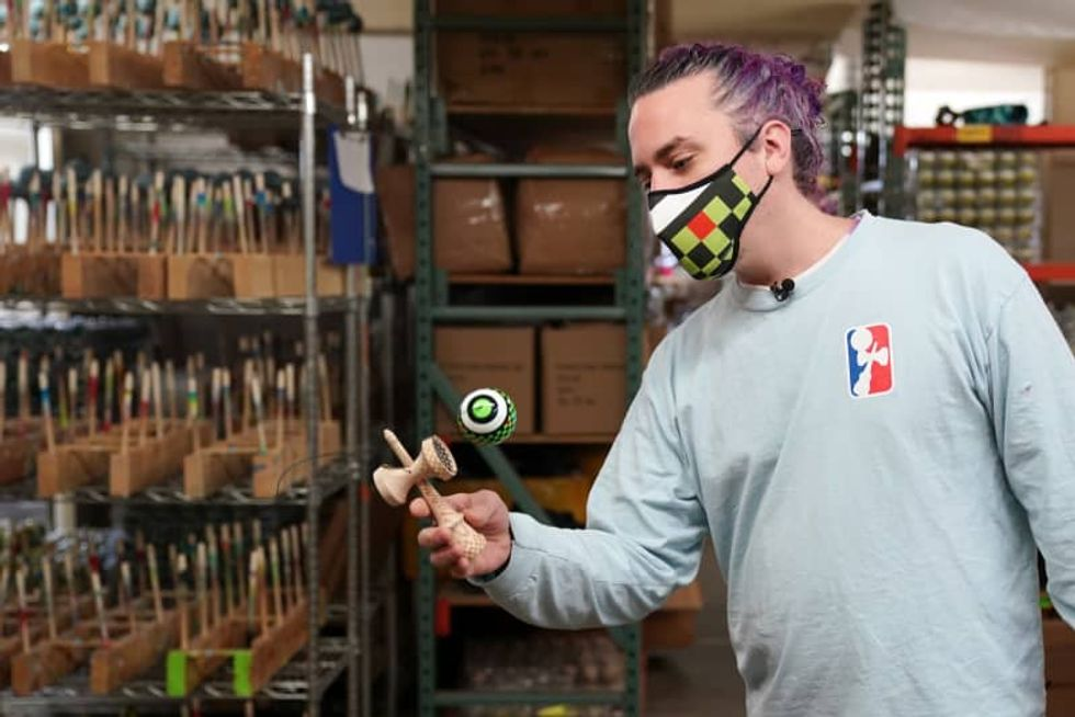 Minneapolis man fueling global craze for the hottest quarantine toy you've never heard of