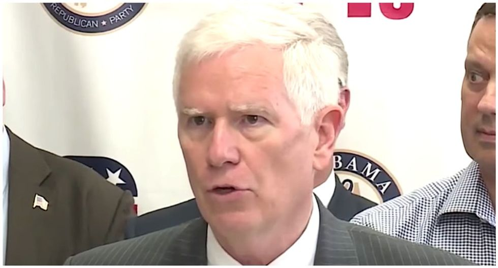 GOP congressman plans to challenge Electoral College votes when Congress certifies Biden's victory