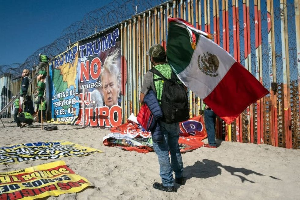 Deported Mexican migrants dream of change under Joe Biden