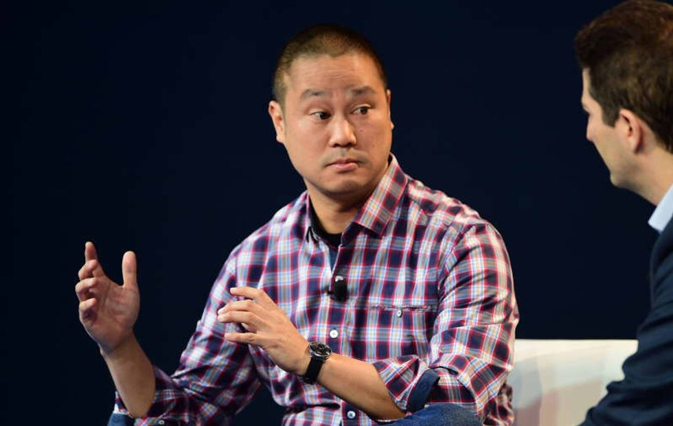 Retired Zappos CEO Tony Hsieh dies at 46 after Connecticut house fire