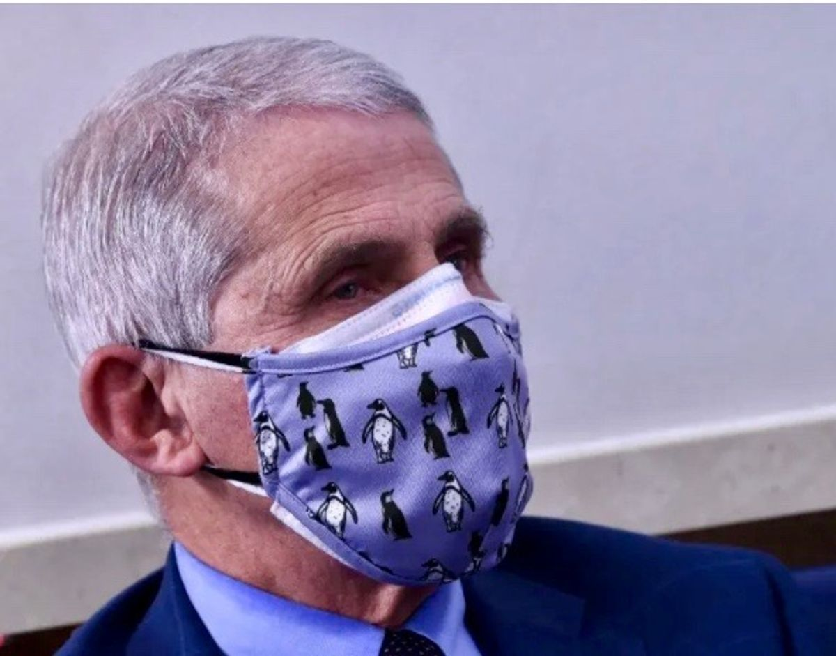 Fauci stirs uproar with 'agnostic' position on COVID vaccine patent waiver