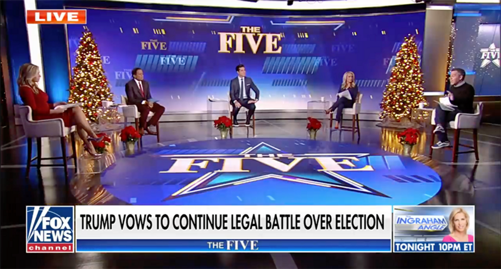 Fox News personality tested positive for coronavirus — 'The Five' will broadcast from home studios: report