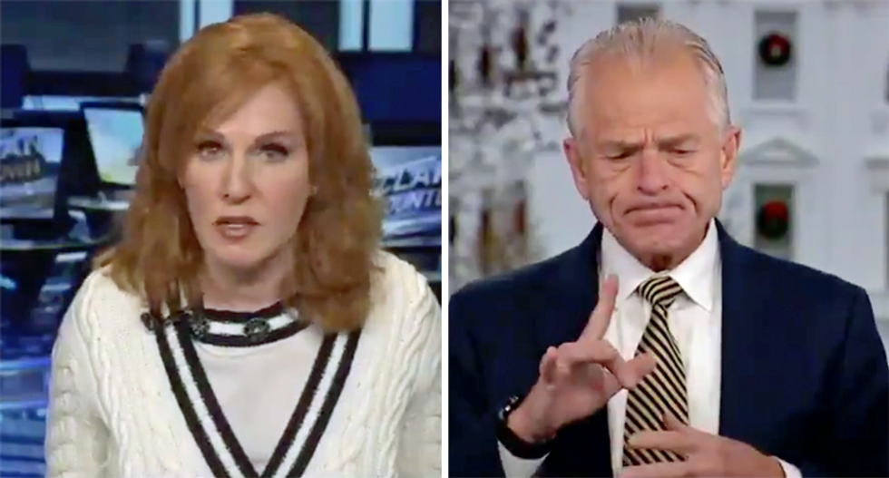 BUSTED: White House aide argued 'this election was stolen' — and Fox provided a brutal fact-check