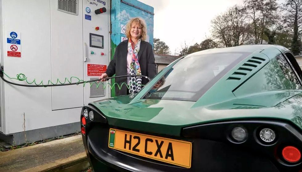 Green hydrogen: A fuel bursting with climate-saving potential