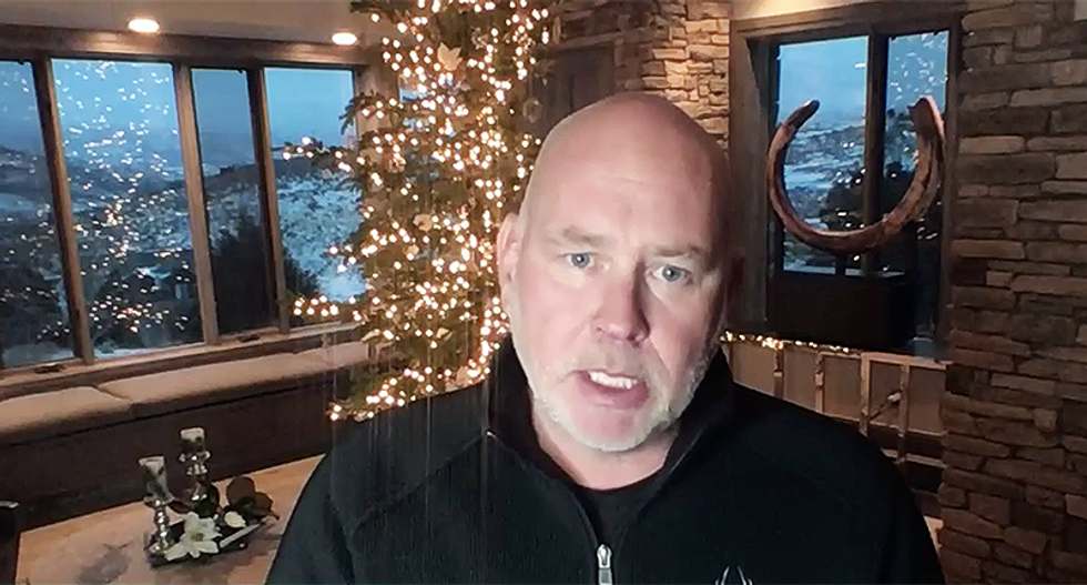 A second coup usually comes after the first is unsuccessful: Lincoln Project's Steve Schmidt warns of 'a dangerous hour'