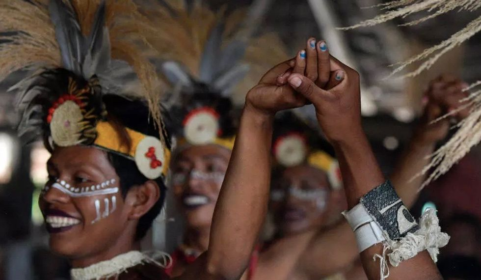 Colombian village offers hope for indigenous gay men